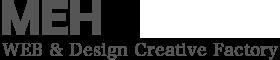 MEH web & design creative factoryのロゴ写真